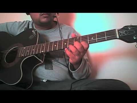 Gaalipata minchagi neenu baralu kannada guitar cover by ProO