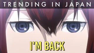 Steins;Gate 0 Anime is Finally Coming
