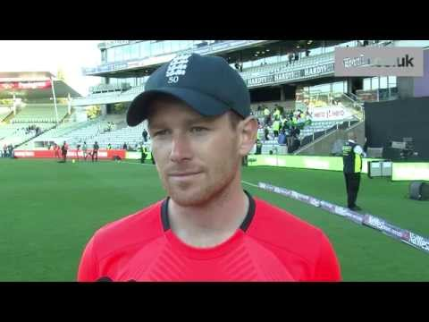 T20 captain Eoin Morgan hails 'outstanding' England performance