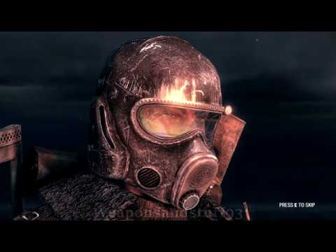 The Gas Masks of Metro 2033