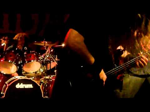 Cannibal Corpse - Evisceration Plague&The Time To Kill Is Now (live at the V-Club) 04-08-2012