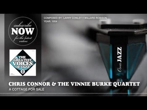 Chris Connor & The Vinnie Burke Quartet - A...