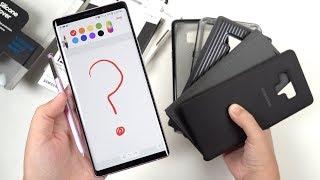 Galaxy Note 9: BEST CASE (Found IN Stores)?