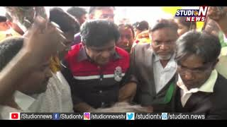 Comedian Ali Inaugurates Hospital in Anantapur