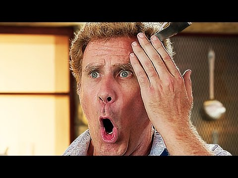 DER KNASTCOACH Trailer & Kritik Review | Will Ferrell, Kevin Hart 2015 [HD]