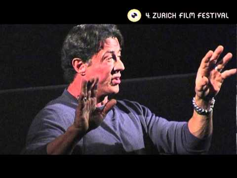 ZFF Master Class 2008: Sylvester Stallone (complete interview)