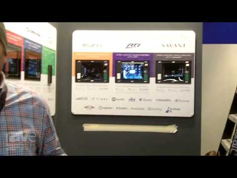 ISE 2015: Autonomic Previews MMS-2A Server and Partner Walls