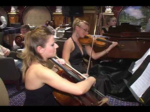 Classical Music at Teatime: J.S Bach: Air in D (Air on a G String)