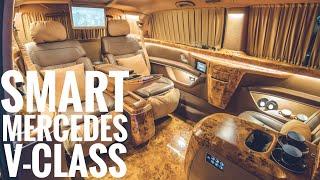 ERTEX Luxury Mercedes V-Class Business Lounge