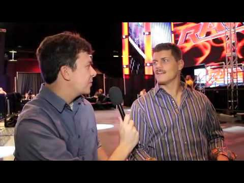Cody Rhodes Talks WrestleMania 29 and The Mustache
