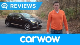 DS 3 (Citroën) Hatchback 2018 review | Mat Watson Reviews