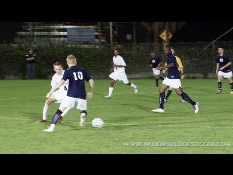 Wide World of Soccer: 2013.01.09 Tampa Prep vs. Wesley Chapel High School