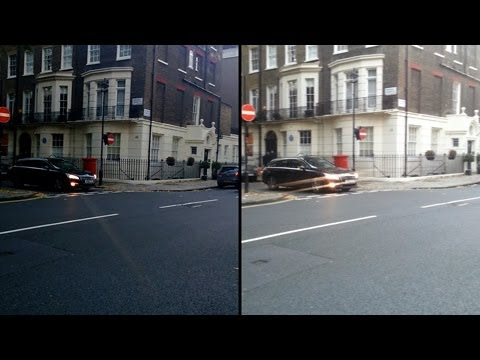 Lumia 920 vs Samsung Galaxy S3: HD Video Test Comparison