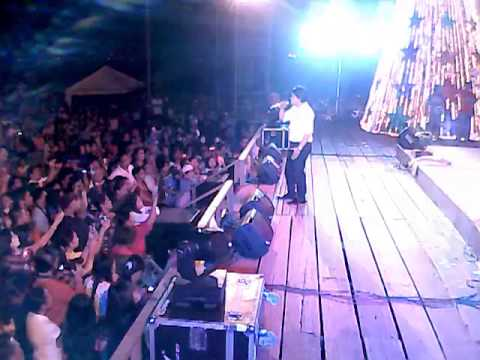 My Love Will See You Through -- Marco Sison Live video