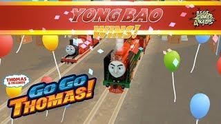 Thomas & Friends: Go Go Thomas | YONG BAO Vs JAMES, Daring Docks - NEW UPDATE 2018!