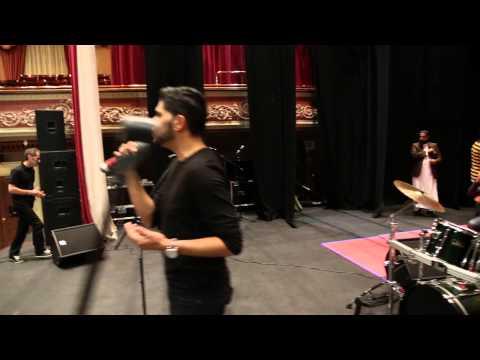 Ahmad Hussain - Aye Khuda - Live rehearsal - sound check