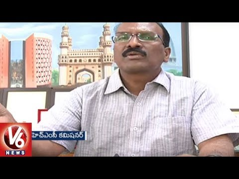 GHMC Prepares New Norms For Construction And Debris Waste | V6 News