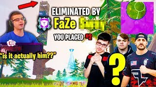 NICK EH 30 *TRICKSHOTTED* by THIS FaZe MEMBER! (Fortnite)