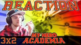 "My Hero Academia Season 3 Episode 2 REACTION ""PUSSY...CATS"""