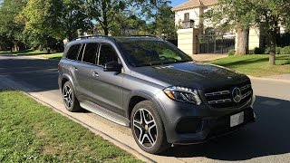 2017 Mercedes-Benz GLS 450 4MATIC - Review