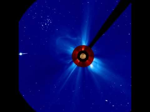 Coronal Mass Ejection on May 17, 2013