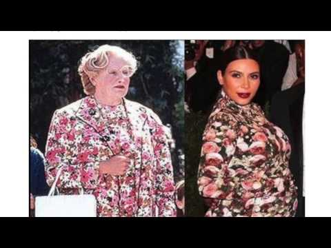Robin Williams Disses Kim Kardashian On Twitter