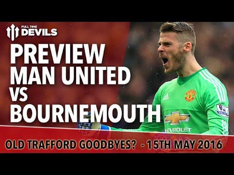 Manchester United vs Bournemouth | PREVIEW | Premier League
