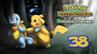 Let's Play Pokémon Mystery Dungeon: Himmel [Blind / German] - #38 - Auweia!