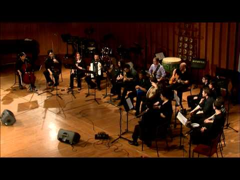 Middle Eastern Music Ensemble - Anouar Brahem - Itr El Ghajar -