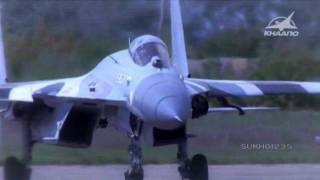 Russian Air Force - Sukhoi in Action!.MP4
