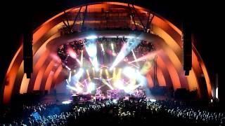 Phish - Back On The Train - Hollywood Bowl - 8.8.11- Kuroda - sick lights - CK5