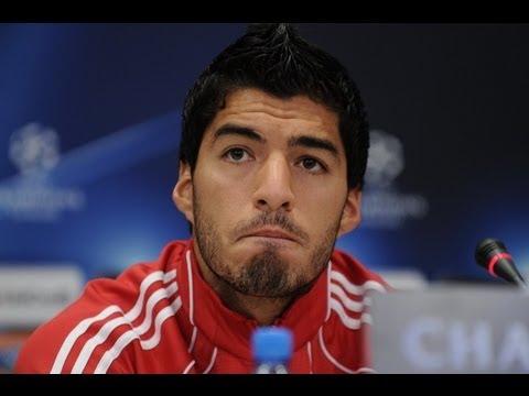 The Luis Suarez Transfer Saga (Parts 1, 2, and 3)