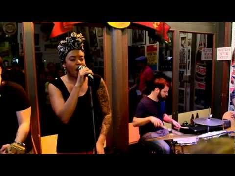 I Got A Man - Nikki Hill Band at the Blues City Deli