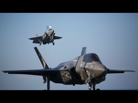 A look at the U.S. military's $400B fighter jet