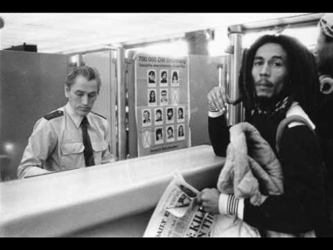 Bob Marley - Talkin Blues live