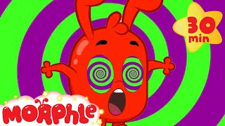OH No Morphle Is Hypnotised - My Magic Pet Morphle | Cartoons For Kids | Morphle TV | Kids Videos