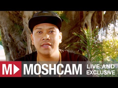 Chuckie Talks Motorboating And Paris Hilton Sex Rumours (at Future Music Festival) | Moshcam video