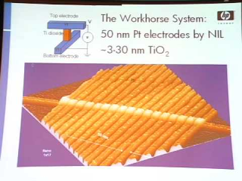 Memristor and Memristive Systems Symposium (Part 1)