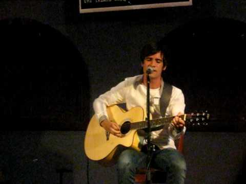 Brendon Urie singing a cover of Unchained Melody LIVE and Acoustic!