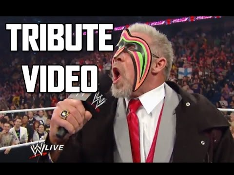 WWE Legend The Ultimate Warrior Dies at Age 54 RIP Ultimate Warrior Tribute Video