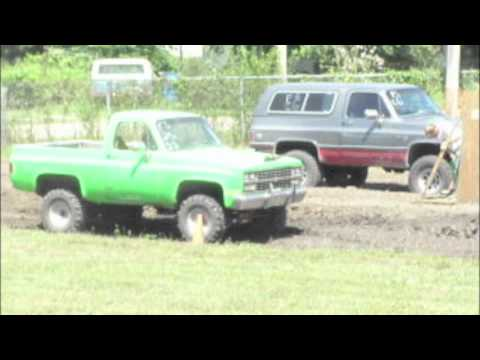 Mud Drags Nebraska Otoe Mud Drags 2011