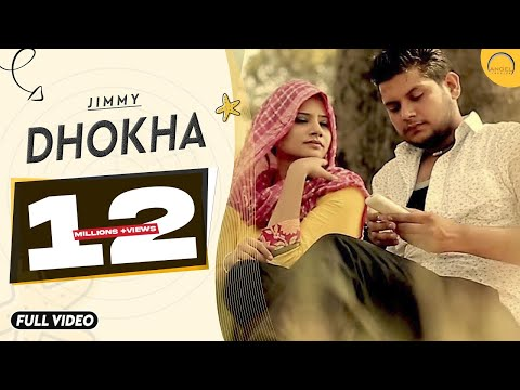 Jimmy Feat. Desi Crew || Dhokha || Angel Records || Full Hd Sad Song 2014 video