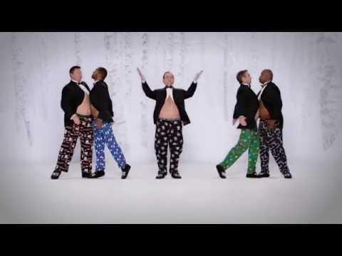 Jingle Bellies | Kmart Joe Boxer Commercial 2014 #ShowYourJoe
