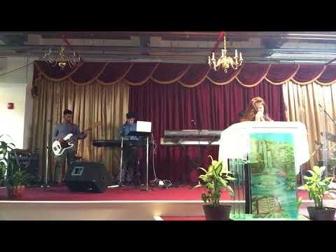 Elevation Worship Como en el cielo cover