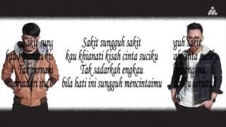 Ilir7 - Sakit Sungguh Sakit (Official Lyric Video)