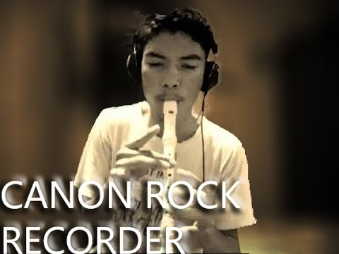 Canon Rock On Recorder video