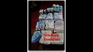 NEWBORN BABY MUST HAVE – ESSENTIALS!!!(PHILIPPINES)ABOT KAYA!