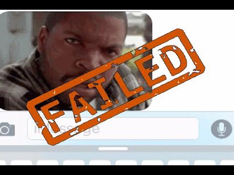 FAILED WWE LYRIC PRANK!