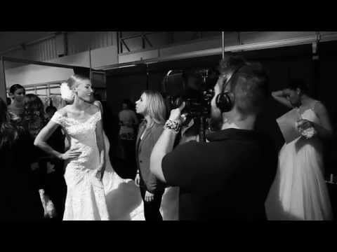 Backstage del Pronovias Fashion Show 2015 [Video]