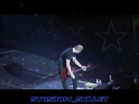 Skillet - Ben Kasica• MV • Say Goodbye